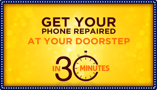 Get your phone repaired