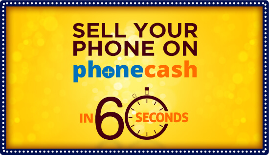 sell yourphone on Phonecash
