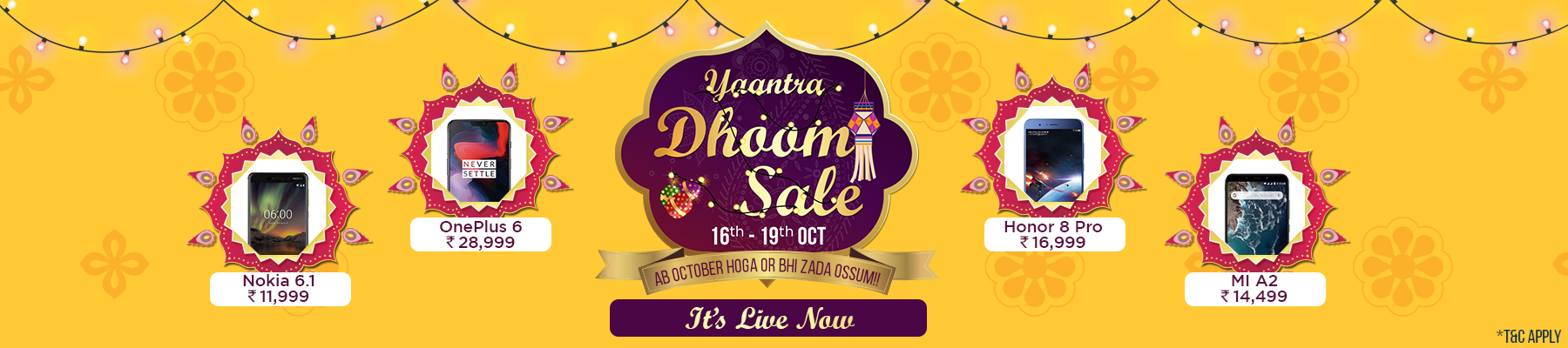 yaantra offer banner