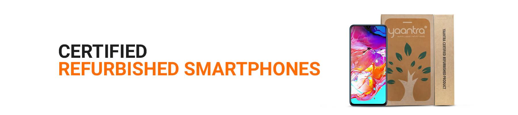 Yaantra Refurbished Smartphone