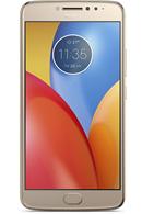 Motorola E4 plus Gold