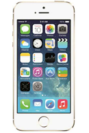 Apple iphone 5s gold Gold