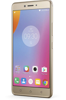 Lenovo K8 note Gold