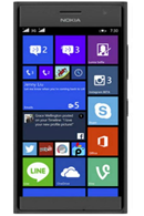 Microsoft Lumia 730 Black
