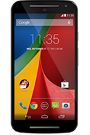 Motorola Moto G 2Nd Gen(Xt1068) Black