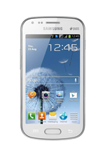 Samsung Galaxy S Duos (S7562) White