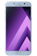 Samsung galaxy a7 blue Blue