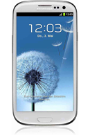 Samsung Galaxy S3 (I9300) White