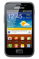 Samsung Galaxy ace plus ( gt-s7500 ) Black