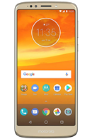 Motorola E5 Plus Gold