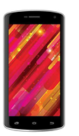 Intex Cloud glory 4g Black