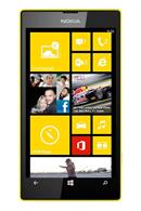 Microsoft Lumia 520 Yellow