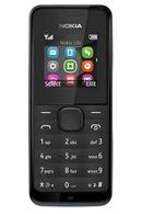 Nokia Asha 105 Black