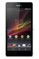 Sony Xperia ZR White