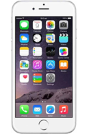 Apple iphone 6 silver Silver