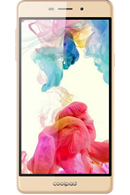 Coolpad Mega 2.5D Gold
