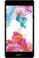 Coolpad Mega 2.5D Black