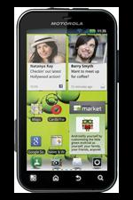 Motorola Defy Plus Black