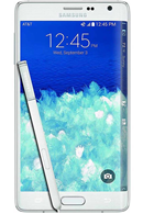Samsung Note edge White