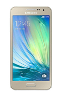 Samsung Galaxy a3 (a300) Gold