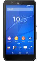 Sony Xperia E4 Dual Black